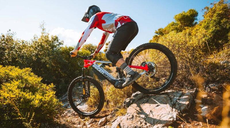 ducati bicicleta elétrica tk-01rr