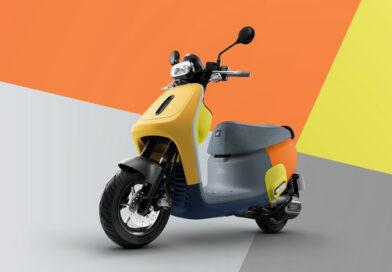 gogoro viva mix scooter elétrica